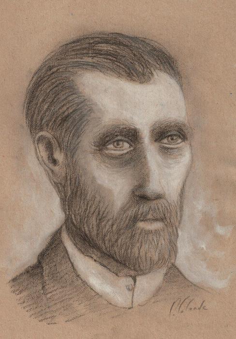 Vincent van Gogh par patricklalande